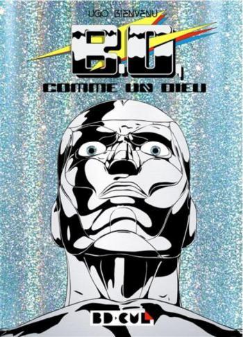 Couverture de l'album BD Cul (Requins marteaux) - 23. B.0 comme un Dieu