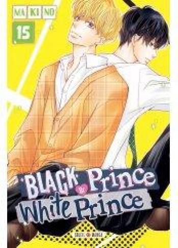 Couverture de l'album Black Prince & White Prince - 15. tome 15