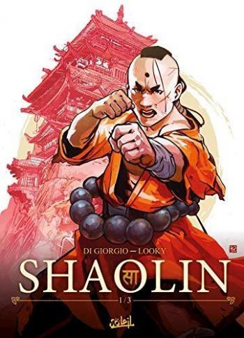 Couverture de l'album Shaolin - 1. L'Enfant du destin