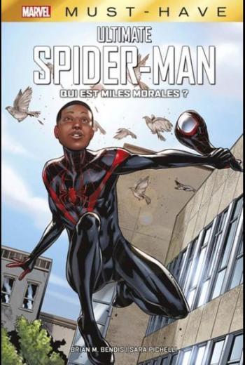 Couverture de l'album Best of Marvel - Must-have - 8. Qui Est Miles Morales ?