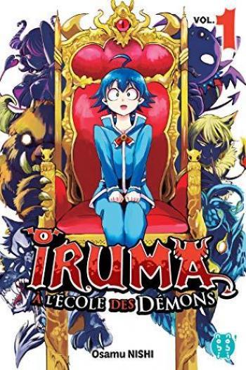 Couverture de l'album Iruma à l'école des démons - 1. tome 1