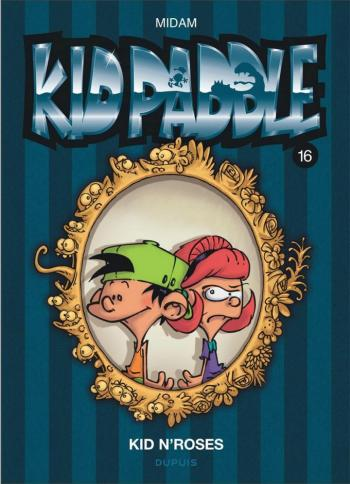 Couverture de l'album Kid Paddle - 16. Kid N'Roses