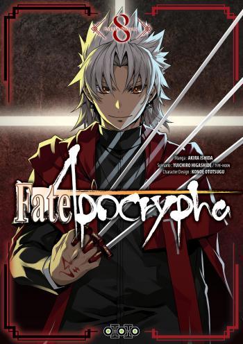 Couverture de l'album Fate - Apocrypha - 8. tome 8
