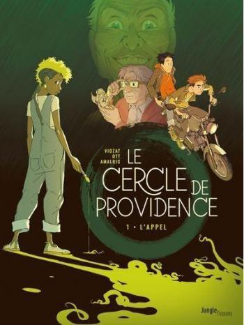Couverture de l'album Le Cercle de Providence - 1. L'appel