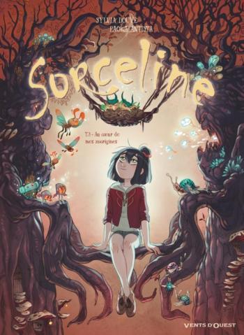 Couverture de l'album Sorceline - 3. Au coeur de mes zoorigines