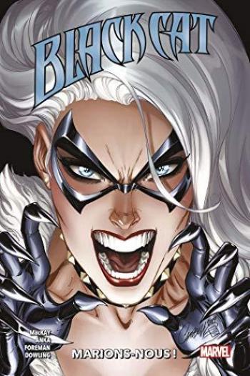 Couverture de l'album Black Cat (Marvel) - 2. Marions-nous !