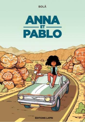 Couverture de l'album Anna et Pablo (One-shot)
