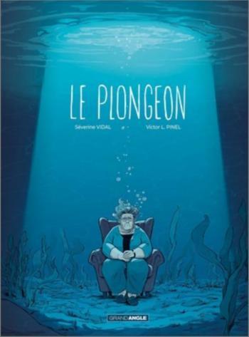 Couverture de l'album Le Plongeon (One-shot)