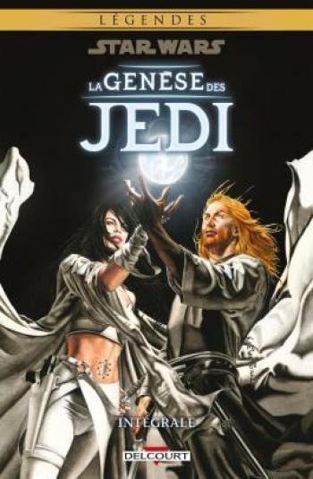 Couverture de l'album Star Wars - La Genèse des Jedi - INT. Intégrale