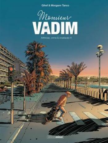 Couverture de l'album Monsieur Vadim - 1. Tome 1