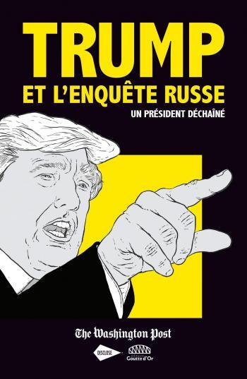 Couverture de l'album Trump et l'enquête russe (One-shot)