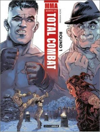 Couverture de l'album Total Combat - 1. Round 1