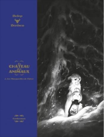 Couverture de l'album Le Château des animaux - 2. Les Marguerites de l'hiver