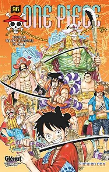 Couverture de l'album One Piece - 96. tome 96