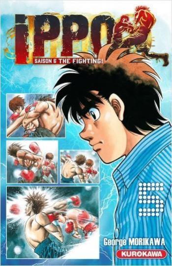 Couverture de l'album Ippo - Saison 6 - The Fighting ! - 5. Tome 5