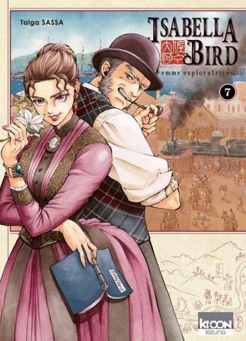 Couverture de l'album Isabella Bird - Femme exploratrice - 7. Tome 7