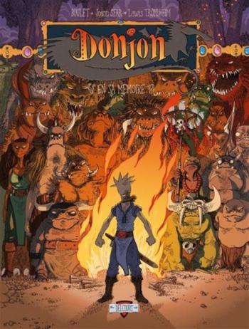 Couverture de l'album Donjon Zénith - 8. En sa mémoire