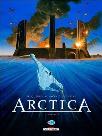 Couverture de l'album Arctica - 11. Invasion