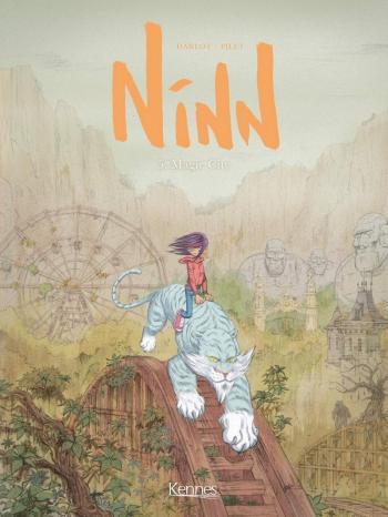 Couverture de l'album Ninn - 5. Magic City