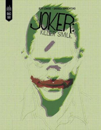 Couverture de l'album Joker - Killer Smile (One-shot)