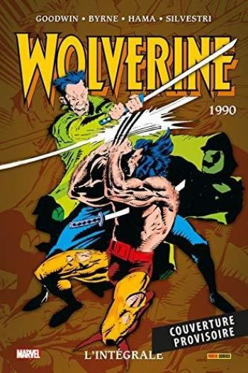 Couverture de l'album Wolverine (L'intégrale) - 3. (1990)
