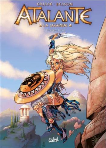 Couverture de l'album Atalante - La Légende - 12. Les arcanes de Chronos