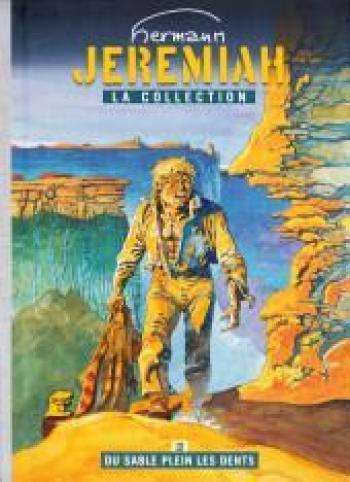 Couverture de l'album Jeremiah - 2. Du sable plein les dents