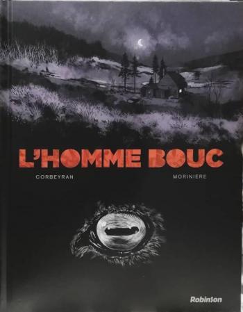 Couverture de l'album L'Homme Bouc (One-shot)