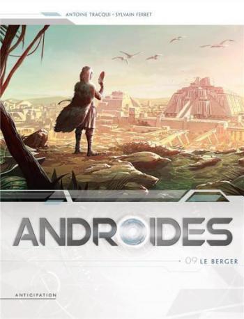 Couverture de l'album Androïdes - 9. Le Berger
