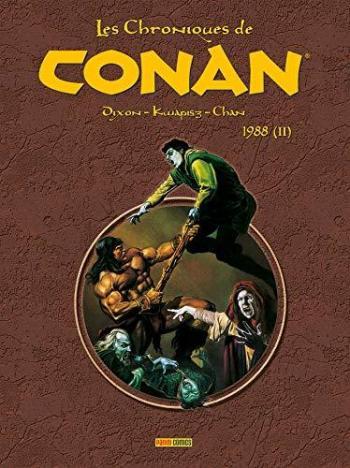 Couverture de l'album Les Chroniques de Conan - 26. 1988 (II)