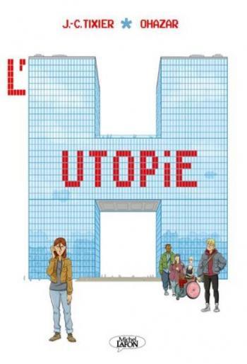 Couverture de l'album L'Hutopie (One-shot)