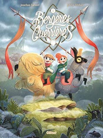 Couverture de l'album Bergères guerrières - 1. La Relève