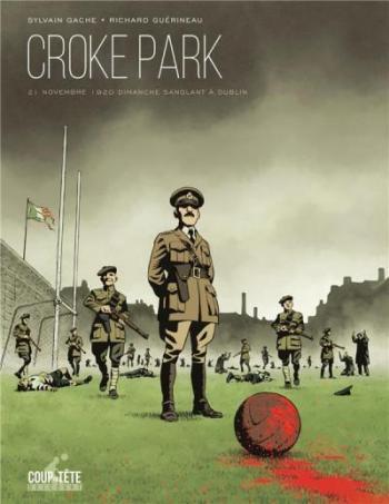 Couverture de l'album Croke Park (One-shot)