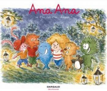 Couverture de l'album Ana Ana - 17. Va-t'en, va-t'en, chagrin !