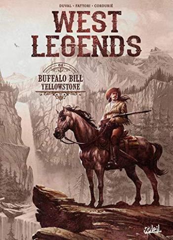 Couverture de l'album West Legends - 4. Buffalo Bill Yellowstone