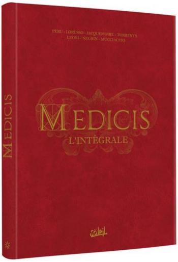 Couverture de l'album Médicis - INT. L'intégrale
