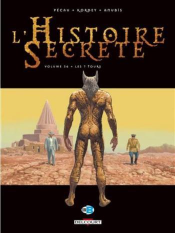 Couverture de l'album L'Histoire secrète - 36. Les 7 tours