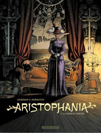 Couverture de l'album Aristophania - 3. La Source Aurore