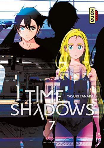 Couverture de l'album Time Shadows - 7. tome 7