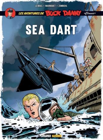 Couverture de l'album Buck Danny « Classic » - 7. Sea Dart
