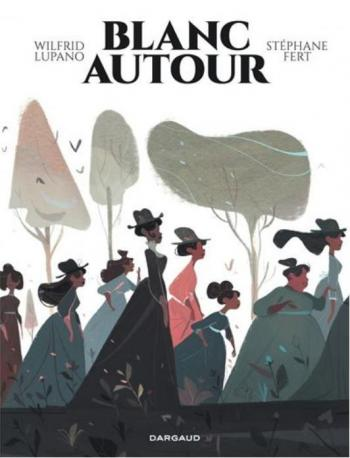 Couverture de l'album Blanc Autour (One-shot)