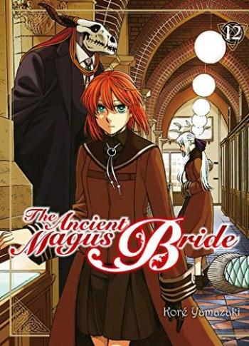 Couverture de l'album The Ancient Magus Bride - 12. tome 12