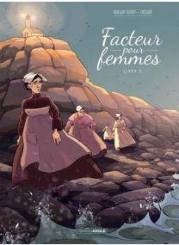 Couverture de l'album Facteur pour femmes - 2. Tome 2