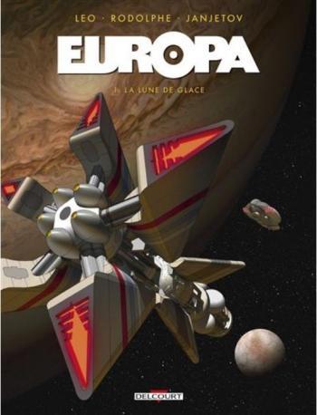 Couverture de l'album Europa (Leo-Rodolphe-Janjetov) - 1. La Lune de glace