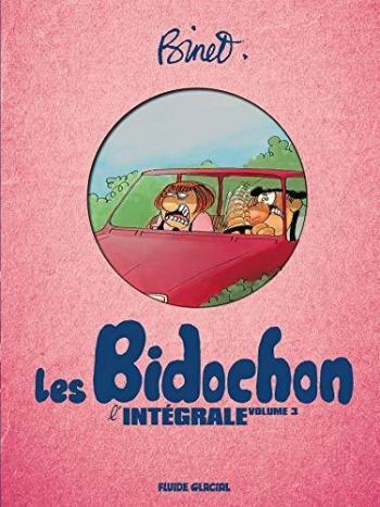 Couverture de l'album Les Bidochon - INT. Intégrale 3
