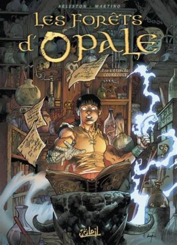 Couverture de l'album Les Forêts d'Opale - 12. L'Étincel courroucé