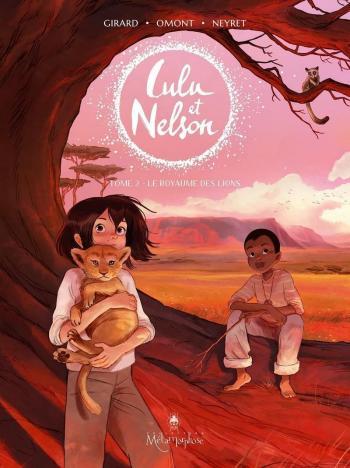 Couverture de l'album Lulu et Nelson - 2. Le Royaume des lions