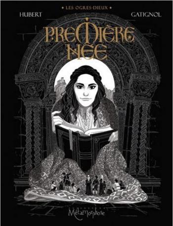Couverture de l'album Les Ogres-dieux - 4. Première-née