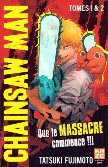 Couverture de l'album Chainsaw Man - COF. Starter Pack