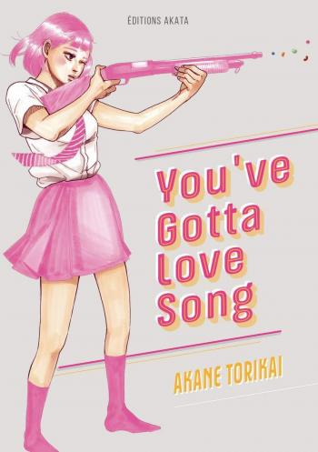 Couverture de l'album You've gotta love song (One-shot)